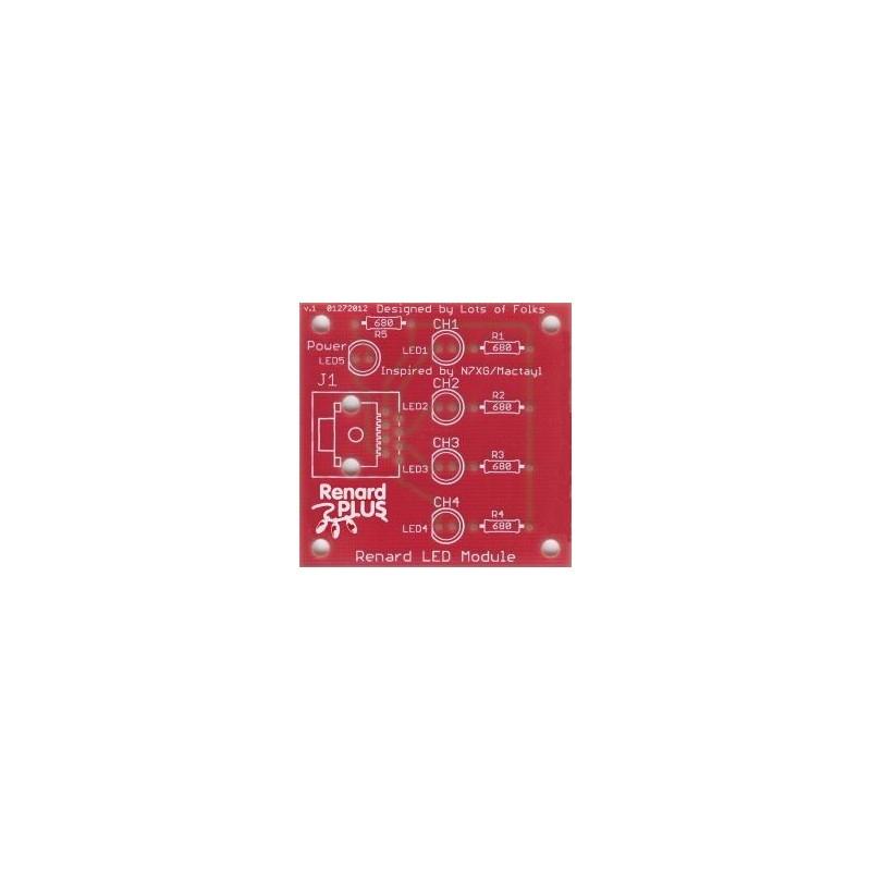 Renard LED Module (4 board set)