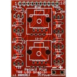 Renard Plus TR-8/Flex LSD Snapin board