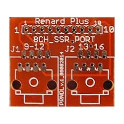 Renard Plus TR-8/Flex SSR Snapin board