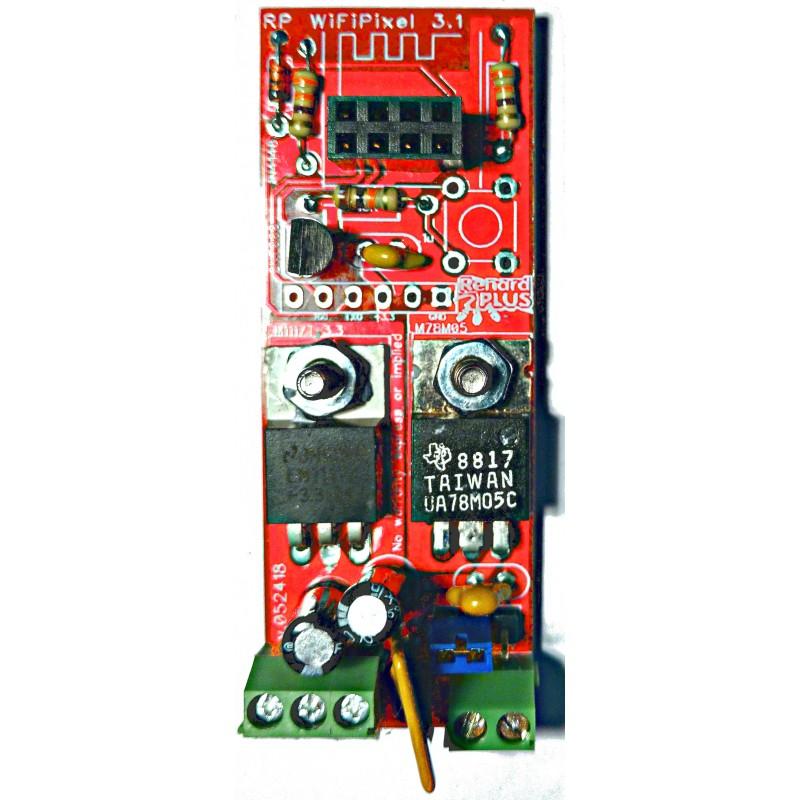 Renard Plus ESP WiFi Pixel Controller Kit