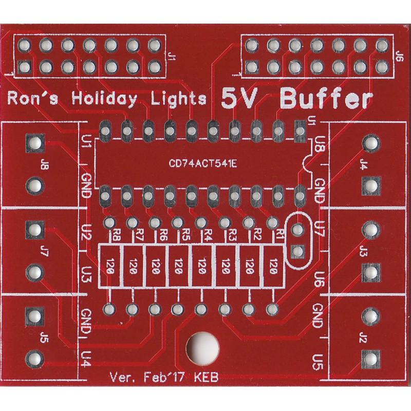5V Buffer board (TH)