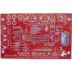 Simple Renard 8 Board