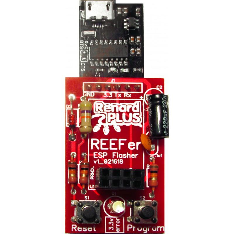 Renard Plus ESP Extreme Flasher (REEFer)