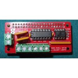 PI Zero Pixel Controller Kit (Fits PI Zero board)