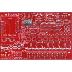Renard Plus TR-8 Flex Controller Board