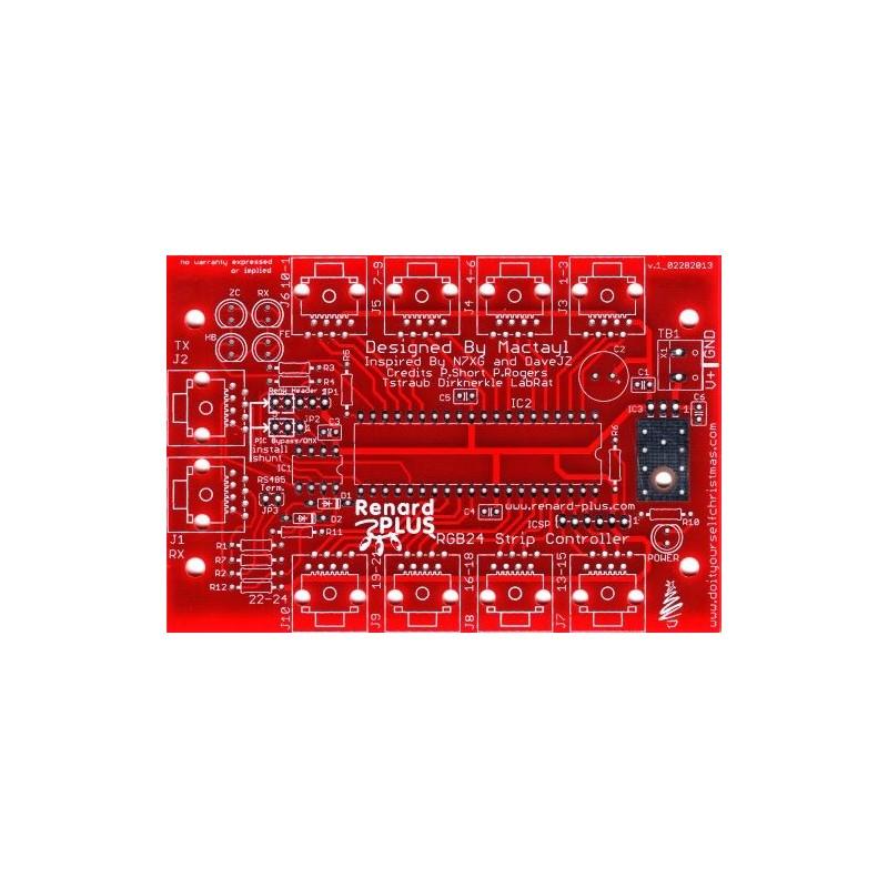 Renard Plus Strip Controller Board